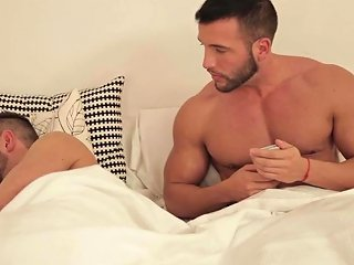 English Muscular Hunk Drools On Thick Cock Upornia Com